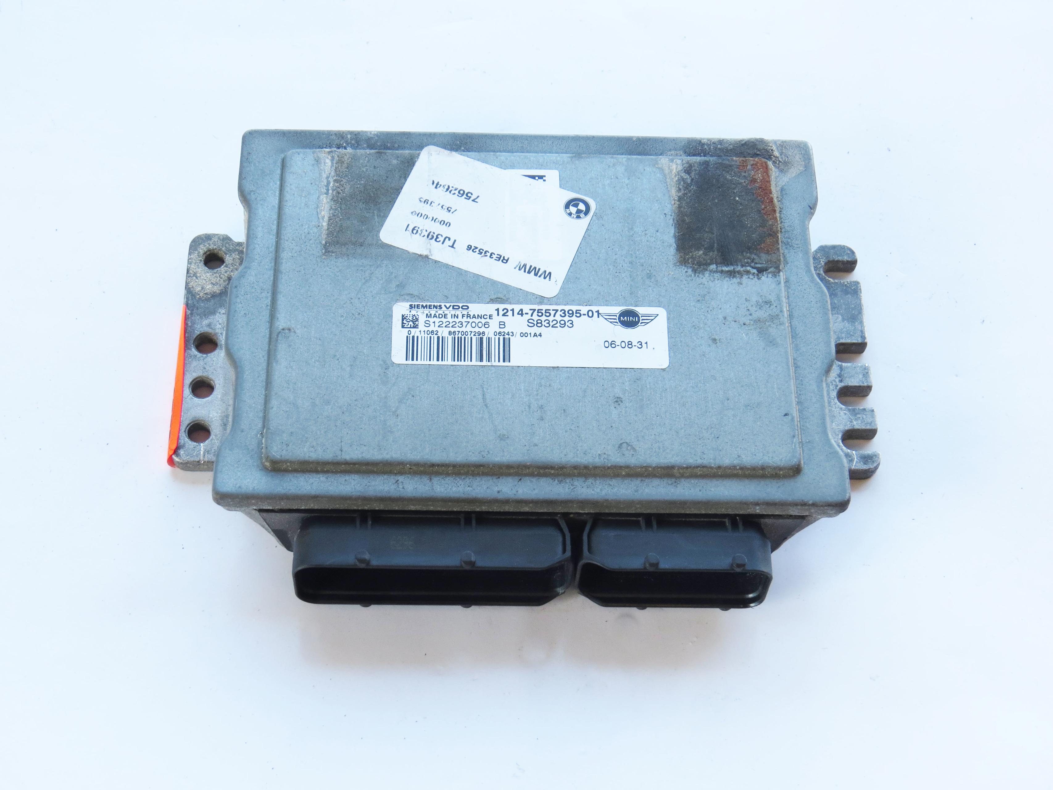 Mini Cooper 2002-2008 OEM Engine Control Module ECU ECM 12147557395
