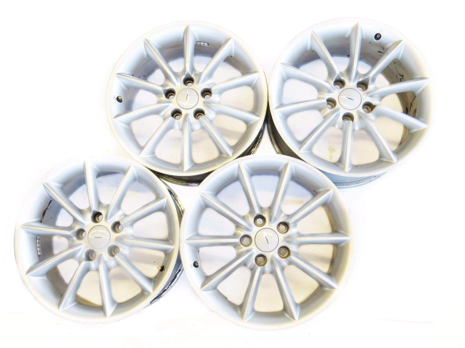 aston martin db7 vantage oem genuine mag wheels set of 4 3612043ab